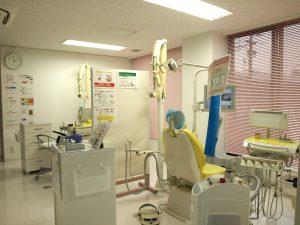 写真: 診察室